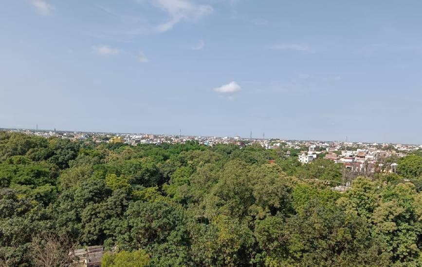 आज प्रदेश का सबसे प्रदूषित शहर है वाराणसी, गर्मी और उमस बढ़ने की संभावना; सुबह से खिली है तीखी धूप वाराणसी,Varanasi - Dainik Bhaskar