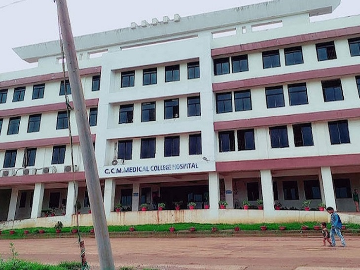 चंदूलाल चंद्राकर मेडिकल कॉलेज का अधिग्रहण पूरा, सरकार ने डीन, OSD और अस्पताल अधीक्षक की पोस्टिंग भी कर दी|रायपुर,Raipur - Dainik Bhaskar