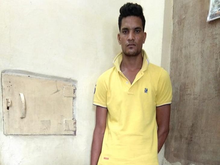 थाने पहुंचकर बोली 17 साल की लड़की- शादी का झांसा देकर प्रेमी ने किया दुष्कर्म; पुलिस ने गिरफ्तार किया तो रोने लगी, पूछताछ जारी रायपुर,Raipur - Dainik Bhaskar