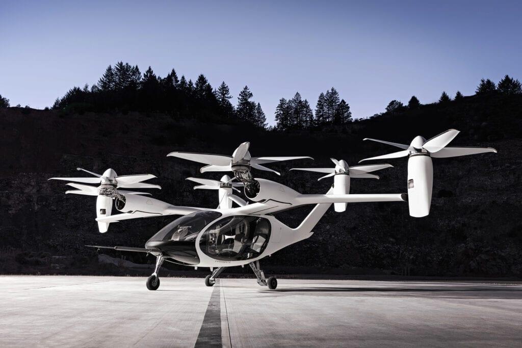 2024 तक यह एयर टैक्सी आम लोगों के लिए उपलब्ध हो सकती है।
