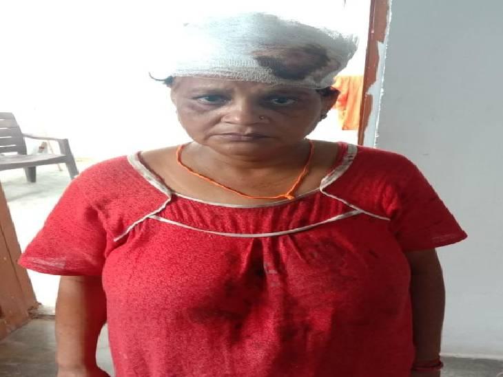 लखनऊ में एक घर में गेट फांद कर घुसे थे चार युवक, दरवाजा तोड़ने का भी किया प्रयास, सूचना के दो घंटे बाद पहुंची पुलिस|लखनऊ,Lucknow - Dainik Bhaskar