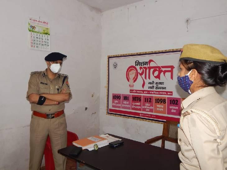 शिकायती पत्रों के निस्तारण के प्रकिया की हुई जांच, कोतवाली का भी किया औचक निरीक्षण; पुलिस को जमीनी विवाद जल्द निपटाने के दिए निर्देश|संभल,Sambhal - Dainik Bhaskar
