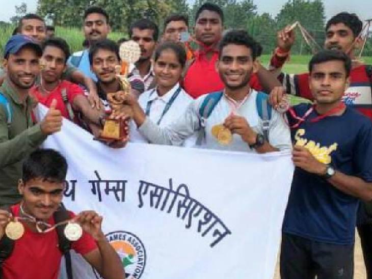 6 स्वर्ण, 4 रजत और 3 कांस्य पदक पर जमाया कब्जा; विजेताओं का राष्ट्रीय स्तर प्रतियोगिता के लिए हुआ चयन|हरदोई,Hardoi - Dainik Bhaskar