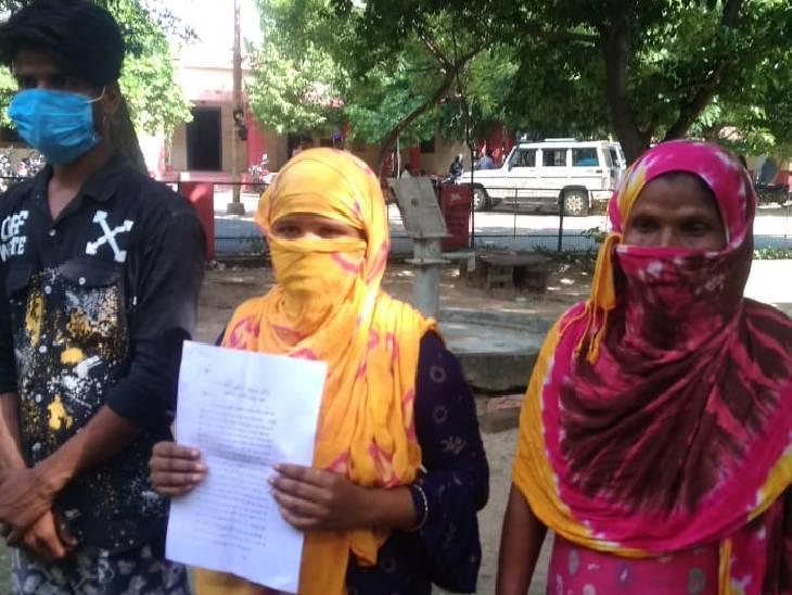 छेड़छाड़ की शिकायत करने थाने गई थी, दरोगा ने अभद्रता की; एसपी ने दिए जांच के आदेश|जालौन,Jalaun - Dainik Bhaskar