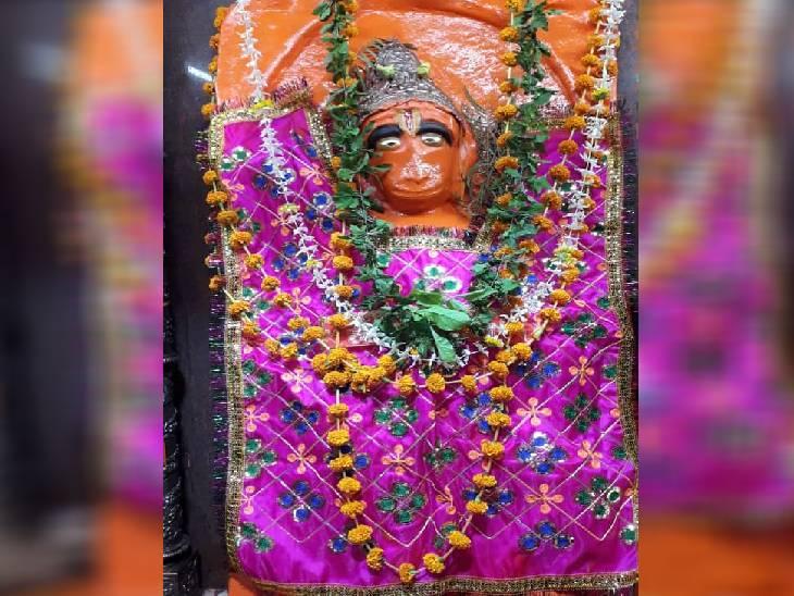 रीवा में 3-3 KM के फासले पर 3 मंदिर, यहां जिला से लेकर सुप्रीम दरबार में होती है मुकदमों की सुनवाई|रीवा,Rewa - Dainik Bhaskar