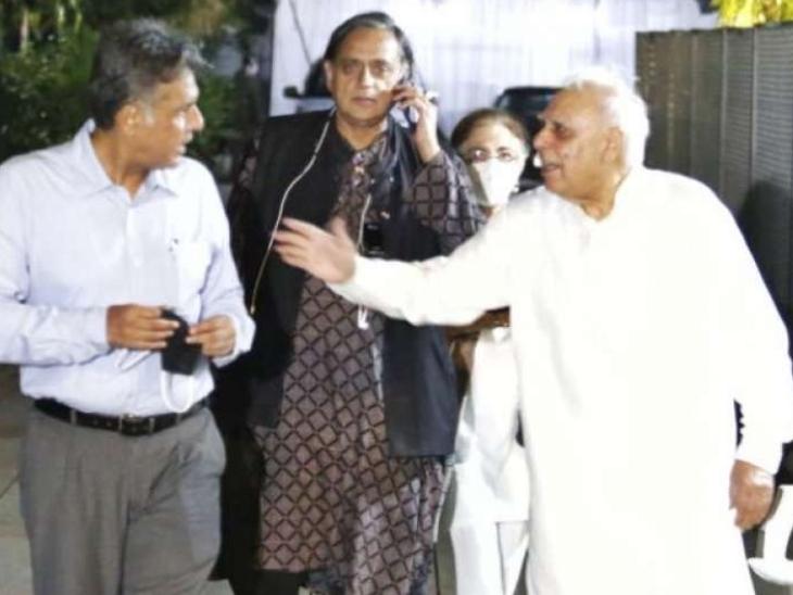 पिछले महीने कांग्रेस के सीनियर लीडर कपिल सिब्बल ने दिल्ली में एक डिनर पार्टी दी थी। इसमें G-23 के नेताओं के साथ ही विपक्षी दलों के नेता भी शामिल हुए थे।