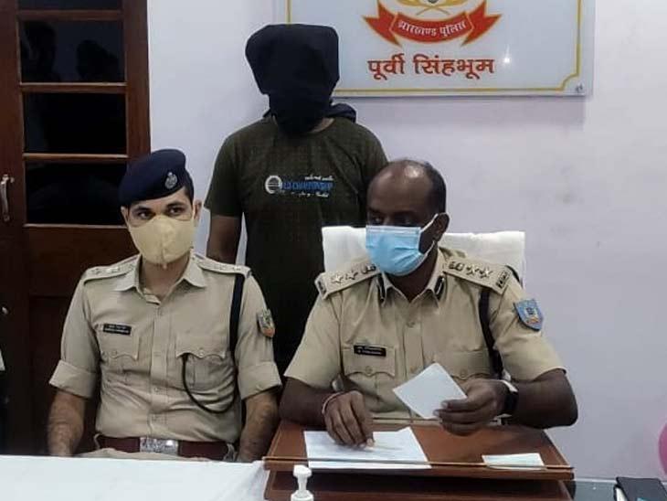 मुख्य आरोपी समेत 2 गिरफ्तार, 1 सितंबर को अनिकेत की गला रेत कर की गई थी हत्या; तीन थे शामिल|झारखंड,Jharkhand - Dainik Bhaskar