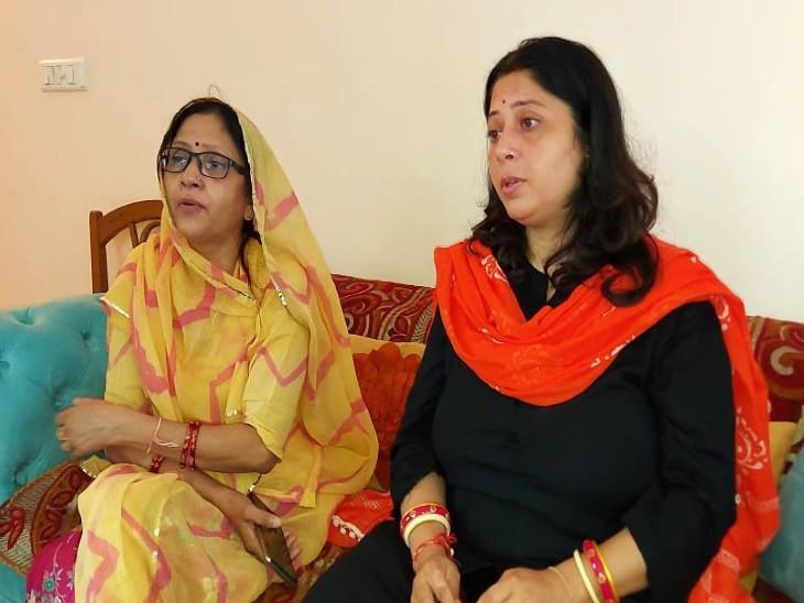 कंपनी नहीं कर रही कोई मदद, उदयपुर की बेटी अब सरकार से लगा रही मदद की गुहार|उदयपुर,Udaipur - Dainik Bhaskar