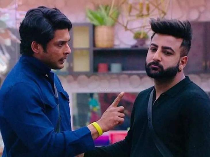 शहनाज गिल के भाई शहबाज ने सिद्धार्थ शुक्ला के लिए लिखा इमोशनल नोट, बोले-आपके जैसा बनने की कोशिश करूंगा, यह मेरा सपना|बॉलीवुड,Bollywood - Dainik Bhaskar