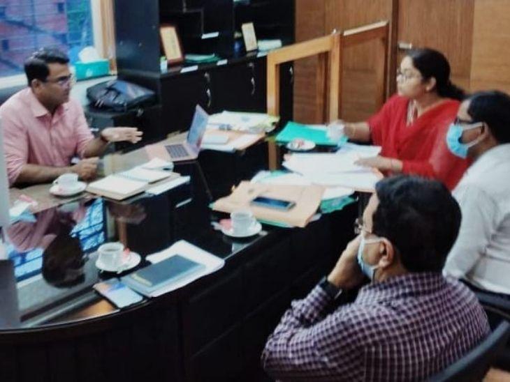 रांची में NHM के खाली पदों पर होगी बहाली, 160 रिक्त पदों पर स्टाफ नर्स, टेक्निशियन, काउंसेलर और डेटा मैनेजर की होगी नियुक्ति|रांची,Ranchi - Dainik Bhaskar