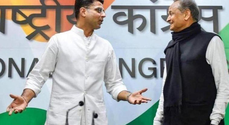 गहलोत समर्थक निर्दलीय विधायकों की सिफारिश पर कांग्रेस ने टिकट दिए थे, सिर्फ एक क्षेत्र में ही बहुमत मिला|जयपुर,Jaipur - Dainik Bhaskar