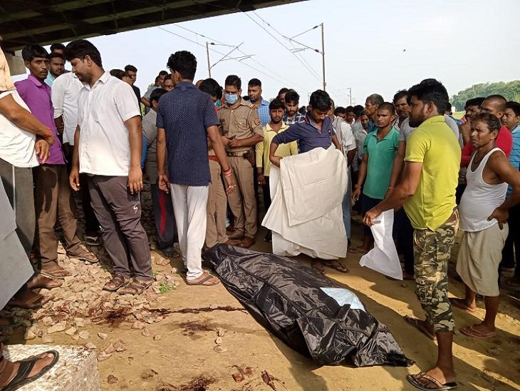 वाराणसी में छात्र ने की आत्महत्या, सुसाइड नोट में लिखा- अपनी मौत का जिम्मेदार खुद हूं; दुनिया में जीने का मन नहीं करता|वाराणसी,Varanasi - Dainik Bhaskar