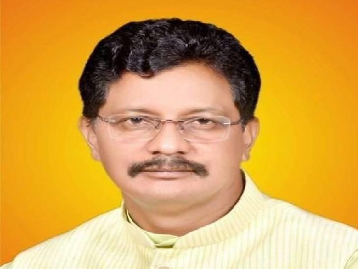पूर्व विधायक ने कहा-शहर में फ्लाईओवर निर्माण का काम शुरू नहीं हुआ तो 13 सितंबर से करेंगे अनिश्चितकालीन उपवास|जबलपुर,Jabalpur - Dainik Bhaskar