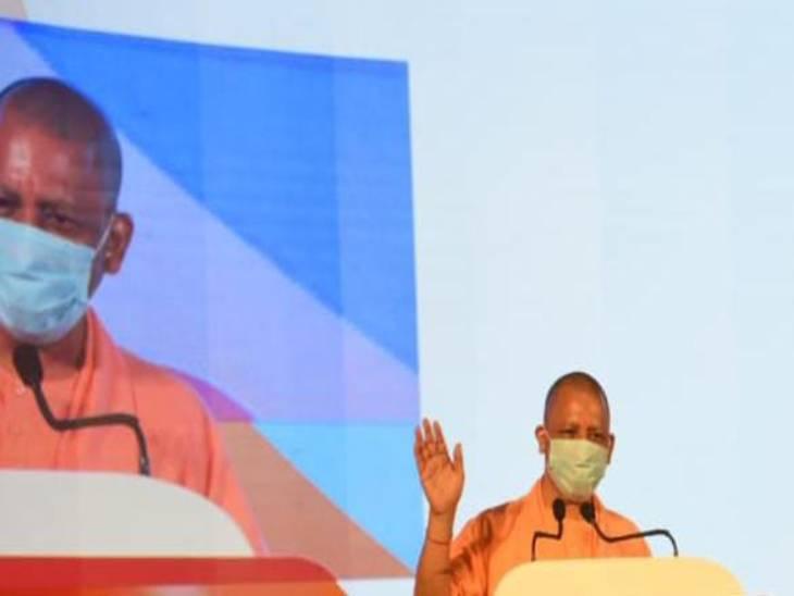 वाराणसी में बोले- किसान खुश, दलाली करने वाले परेशान; विपक्ष पर तंज- मुस्लिम वोट भी चाहिए लेकिन अब्बा जान से परेशानी|वाराणसी,Varanasi - Dainik Bhaskar