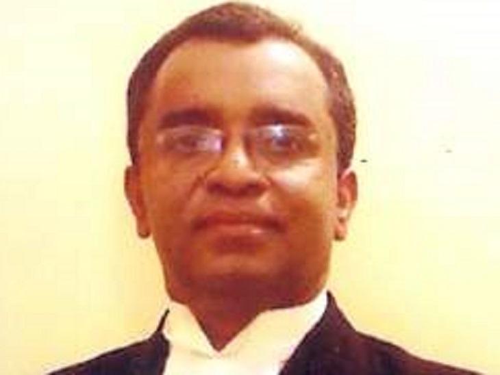 सब्जी विक्रेताओं की याचिका पर सुनवाई के लिए रविवार के दिन जस्टिस भादुड़ी ने अपने घर पर सुनवाई की। - Dainik Bhaskar