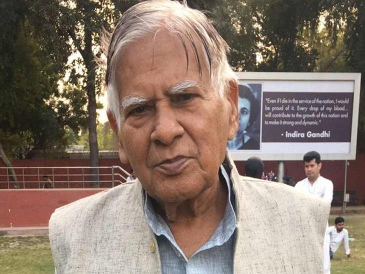 नंद कुमार बघेल ने लखनऊ में कहा था- ब्राह्मण विदेशी हैं, इन्हें बाहर भगाना है; CM बोले- कानून से ऊपर कोई नहीं, पुलिस कार्रवाई होगी|रायपुर,Raipur - Dainik Bhaskar