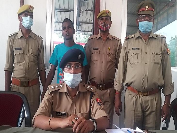 वाराणसी में बीए की छात्रा की हत्या की थी उसके प्रेमी ने, मारने से पहले किया था रेप; मोबाइल की लोकेशन से हुआ खुलासा|वाराणसी,Varanasi - Dainik Bhaskar