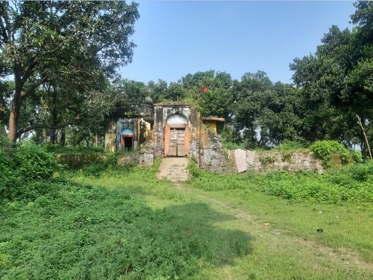 भगवान श्रीराम ने यहां भी की थी पूजा।