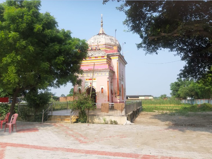 बारात के नाम पर पड़ गए कई गांवों के नाम, जहां दासियां ठहरीं वो बना दहवा, जहां घुड़सवार रुके उसका नाम हो गया घोड़हवा|बिहार,Bihar - Dainik Bhaskar