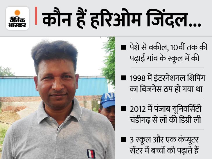 लुधियाना का एक वकील, जिसने स्लम एरिया के बच्चों के हाथों से कूड़ा छीन थमा दी किताबें, 500 बच्चों को कर चुके शिक्षित|लुधियाना,Ludhiana - Dainik Bhaskar
