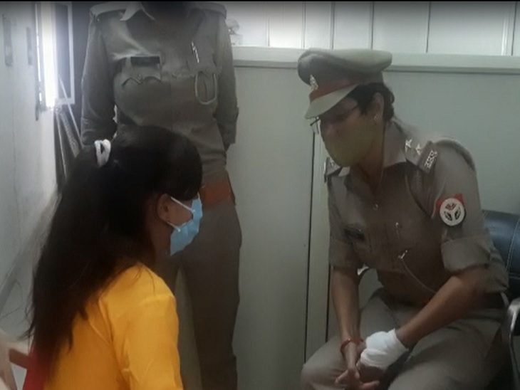 महिला एसआई समेत 12 पुलिसकर्मियों का बनाया गया दस्ता, शिकायतों पर कार्रवाई के बाद घर जाकर पूछा जाएगा पीड़ितों का हाल|हरदोई,Hardoi - Dainik Bhaskar