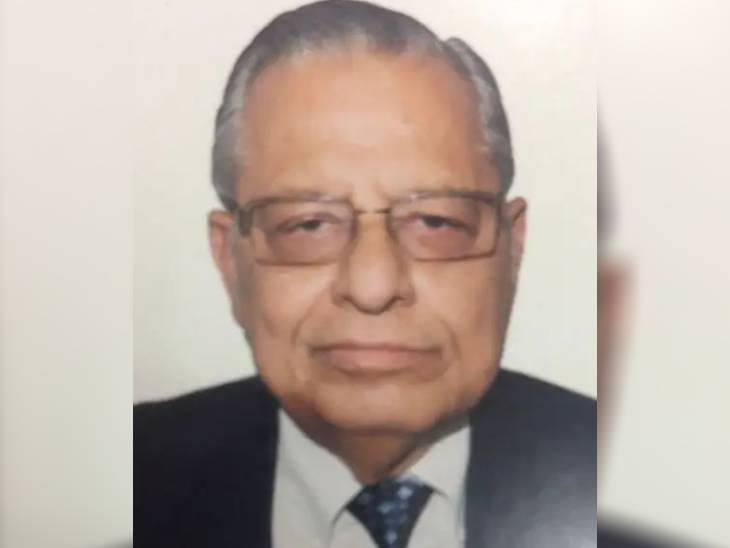 डॉ. एनपी मिश्रा। - Dainik Bhaskar
