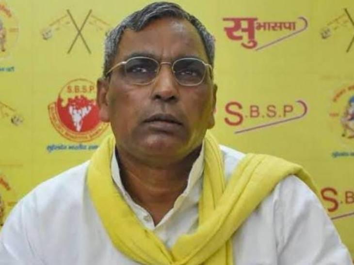 बोले- BJP के सम्मेलन में प्रबुद्ध नहीं अबुद्ध लोग आ रहे, पैसे-लंच पैकेट और गाड़ी देकर बुलाया जा रहा; बसपा की कर रहे नकल|वाराणसी,Varanasi - Dainik Bhaskar
