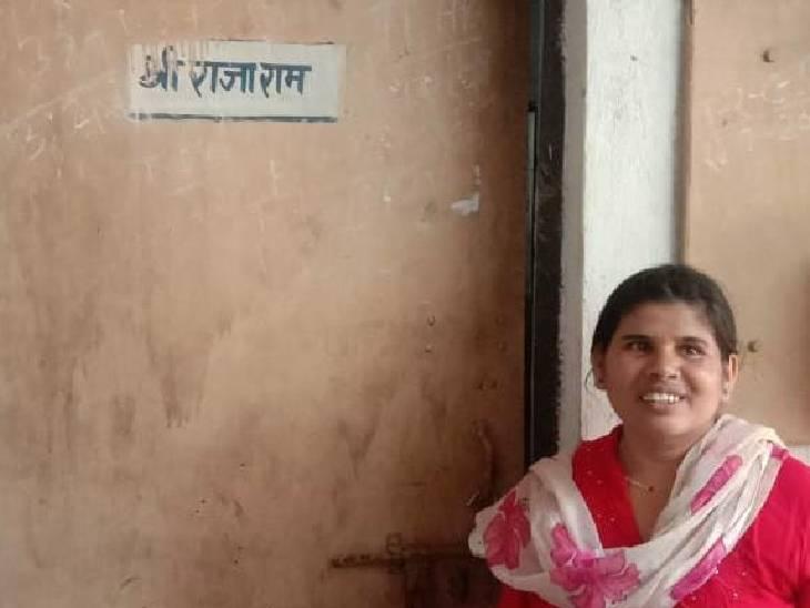 किराए के मकान में रह रही थी विधवा, लगाई थी फरियाद; सांसद ने कांशीराम कालोनी में दिलाया आवास|सुलतानपुर,Sultanpur - Dainik Bhaskar