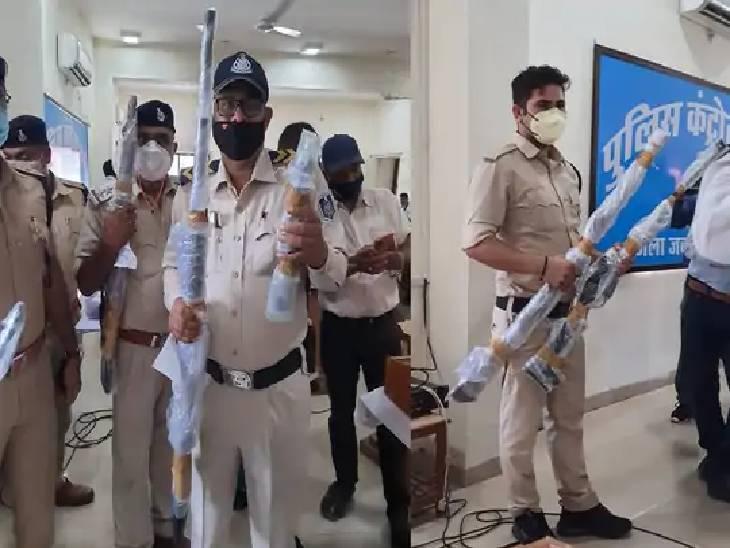 कुख्यात अब्दुल रज्जाक की पत्नी समेत परिवार व कर्मी के नाम पर जारी 12 शस्त्र लाइसेंस निरस्त|जबलपुर,Jabalpur - Dainik Bhaskar