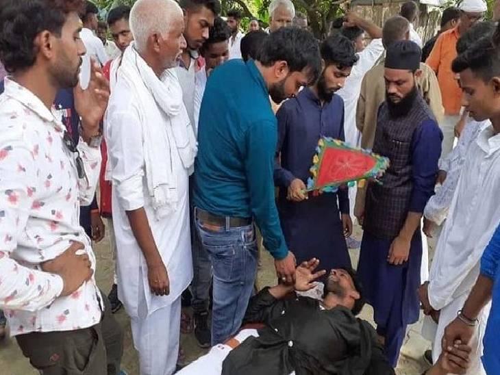 आजमगढ़ में बारात जा रहे दूल्हे का अपहरण, कार में सवार परिवार की 3 महिलाओं को भी किया अगवा; 3 घंटे बाद छोड़ा उत्तरप्रदेश,Uttar Pradesh - Dainik Bhaskar