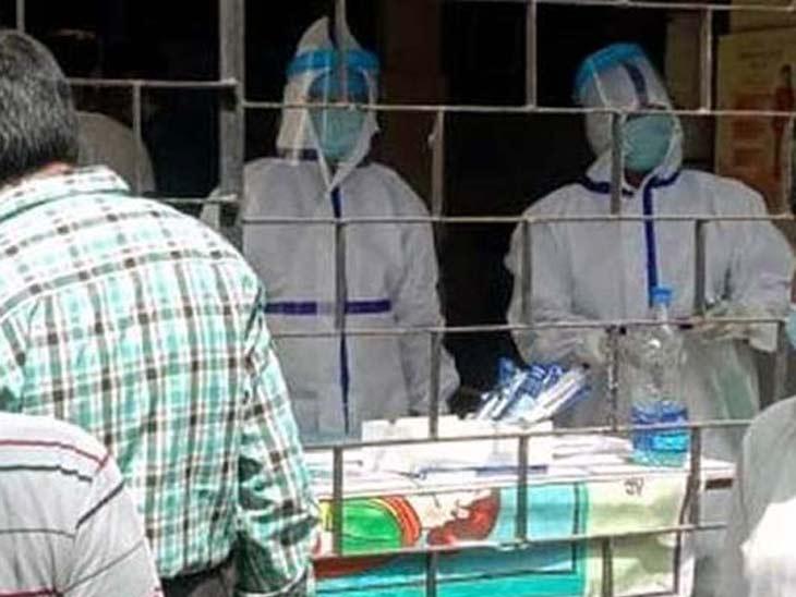 पिछले 24 घंटे में मिले 9 पॉजिटिव मरीज, 16 ठीक भी हुए; धनबाद में एक संक्रमित ने तोड़ा दम|रांची,Ranchi - Dainik Bhaskar