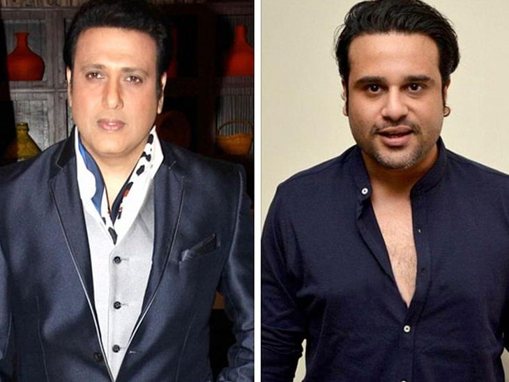 कृष्णा अभिषेक ने गोविंदा के साथ शो में स्टेज शेयर करने से किया मना, बोले- मैं कोई इशू क्रिएट नहीं करना चाहता हूं|टीवी,TV - Dainik Bhaskar