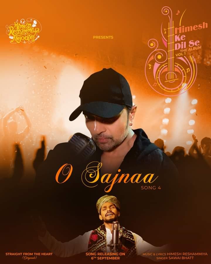 हिमेश रेशमिया ने पोस्टर किया रिलीज।