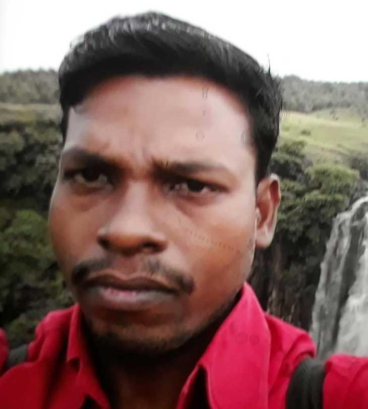 60 फीट रोड़ से पकड़ाया हत्यारा|इंदौर,Indore - Dainik Bhaskar