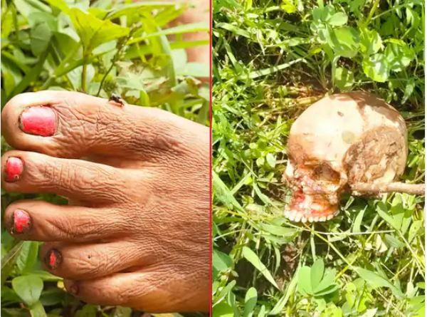 हत्या के लिए घुमाने के बहाने प्रेमिका को सूरत से नंदुरबार ले गया था विनयकुमार रामजनम राय।