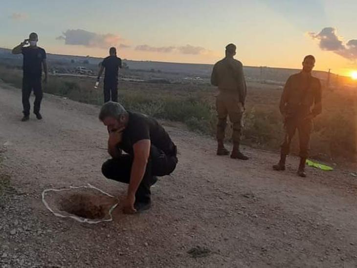 इजराइल की जेल से सुरंग खोदकर 6 कैदी फरार, सभी गंभीर अपराधों में शामिल फिलीस्तीनी नागरिक थे|विदेश,International - Dainik Bhaskar