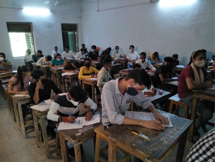 पास होने के बाद भी 605 छात्रों ने खुद चुनी थी विशेष परीक्षा, 70 पेपर देने ही नहीं आए, अब खतरे में भविष्य, नए सिरे से करनी होगी पढ़ाई|ग्वालियर,Gwalior - Dainik Bhaskar