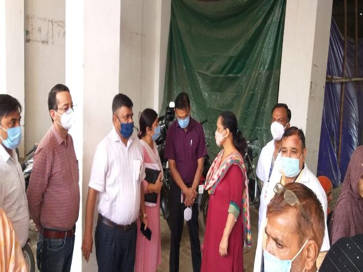 सहारनपुर में 7 से 17 सितंबर तक घर-घर जाएगी स्वास्थ्य विभाग की टीम, लोगों का हेल्थ चेकअप करेगी|सहारनपुर,Saharanpur - Dainik Bhaskar