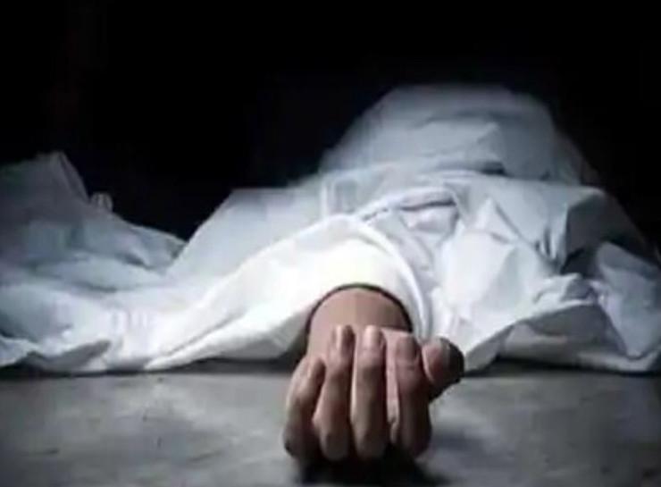 FIR में मृतक के भाई का आरोप- बेटी को सरकारी नौकरी लगाने के लिए कई महीनों से पति से बेरहमी से मारपीट करती थी भाभी और दोनों बच्चे|जयपुर,Jaipur - Dainik Bhaskar