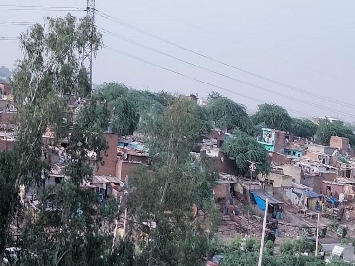 सुप्रीम कोर्ट में किसी को नहीं मिली राहत, सरकार ने एक हफ्ते का और समय मांगा, जमाई कॉलोनी में भी चलेगा बुल्डोजर|फरीदाबाद,Faridabad - Dainik Bhaskar