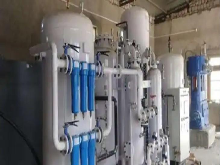 बेली के 200 और SRN के 212 बेड पर सप्लाई होगी, प्रति मिनट 1000 लीटर ऑक्सीजन का होगा उत्पादन|प्रयागराज (इलाहाबाद),Prayagraj (Allahabad) - Dainik Bhaskar