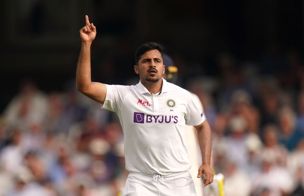 शार्दुल ठाकुर ने दिलाई भारत को पहली सफलता, रोरी बर्न्स 50 पर आउट; इंग्लैंड का स्कोर 100 के पार क्रिकेट,Cricket - Dainik Bhaskar