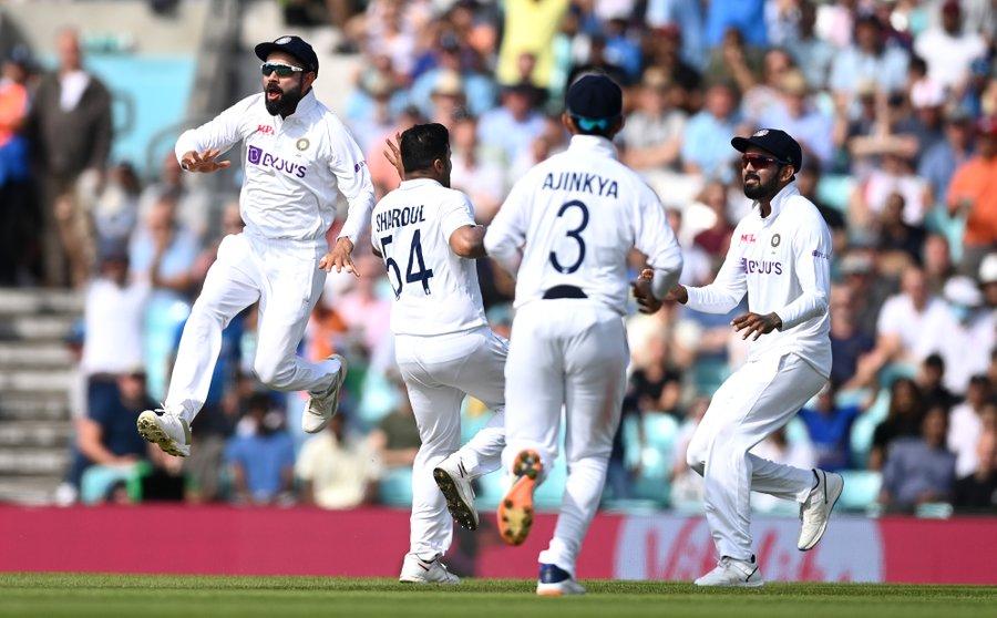 टीम इंडिया 35 साल बाद इंग्लैंड में एक सीरीज में दो टेस्ट जीती, सीरीज में भारत 2-1 से आगे|क्रिकेट,Cricket - Dainik Bhaskar