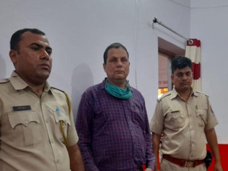 9 साल से फरार था, 600 ग्रामीणों से धोखाधड़ी कर हड़पे थे 4 लाख रुपए; एक पहले गिरफ्तार, दो की पुलिस को अब भी तलाश|अजमेर,Ajmer - Dainik Bhaskar