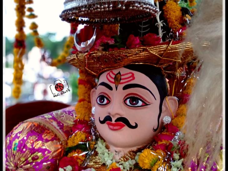कोरोना गाइडलाइन की वजह से सादगी से निकाली जाएगी सवारी|रतलाम,Ratlam - Dainik Bhaskar