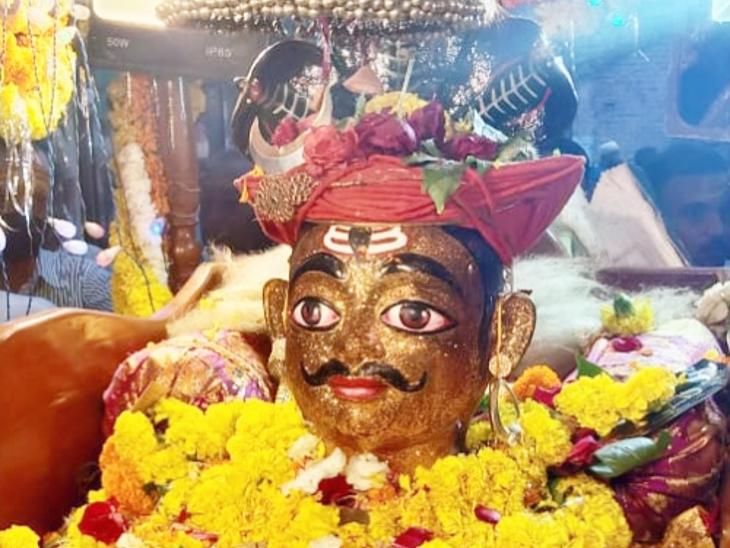 रतलाम के आलोट में अनादि कल्पेश्वर महादेव की शाही सवारी, तस्वीरों में कीजिये अनादि कल्पेश्वर के दर्शन|रतलाम,Ratlam - Dainik Bhaskar