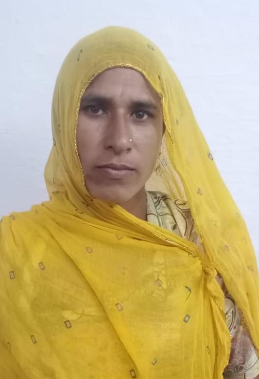 जुड़वा भाइयों की हत्या की आरोपी चाची। - Dainik Bhaskar