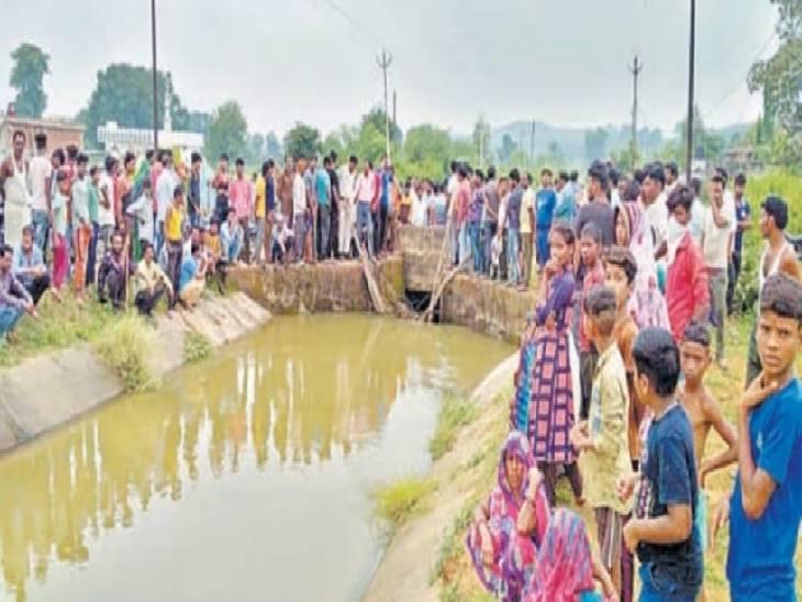 जबलपुर में बरगी और सिहोरा की घटना, एक की लाश 25 किमी दूर तो, दूसरे की दो किमी दूर मिली|जबलपुर,Jabalpur - Dainik Bhaskar