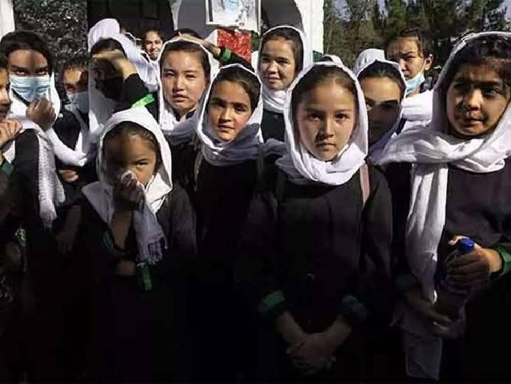 अफगानिस्तान में महिलाएं शरीयत पर अमल करते हुए पढ़ना चाहती है, तो उन्हें पढ़ने की इजाजत मिलनी चाहिए। - Dainik Bhaskar