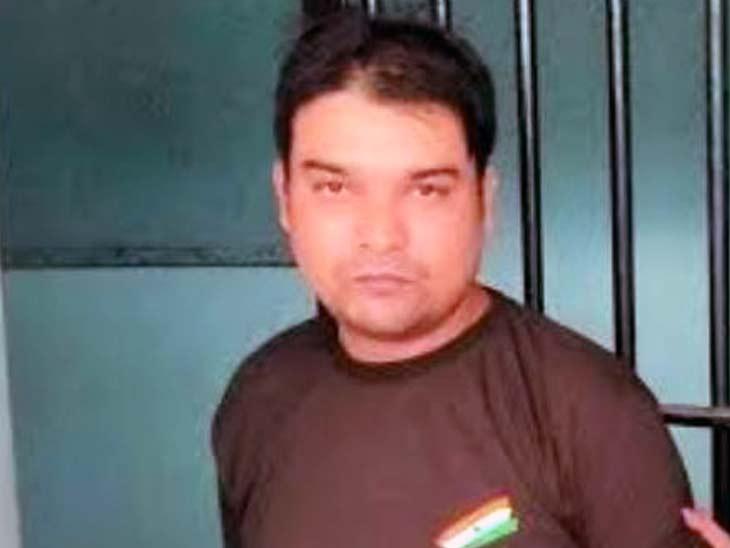 दीपक का इलाज फिलहाल रांची के रिम्स में चल रहा है। (फाइल) - Dainik Bhaskar